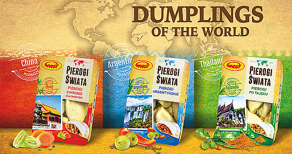 Dumplings of the world