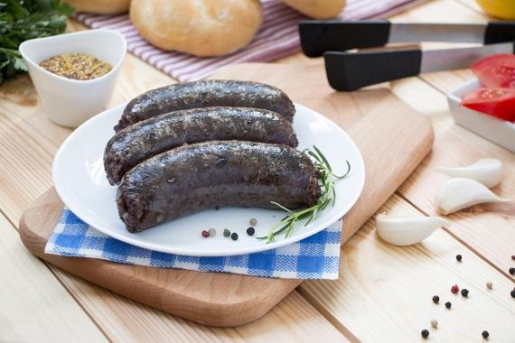 Kaszanka cienka grill