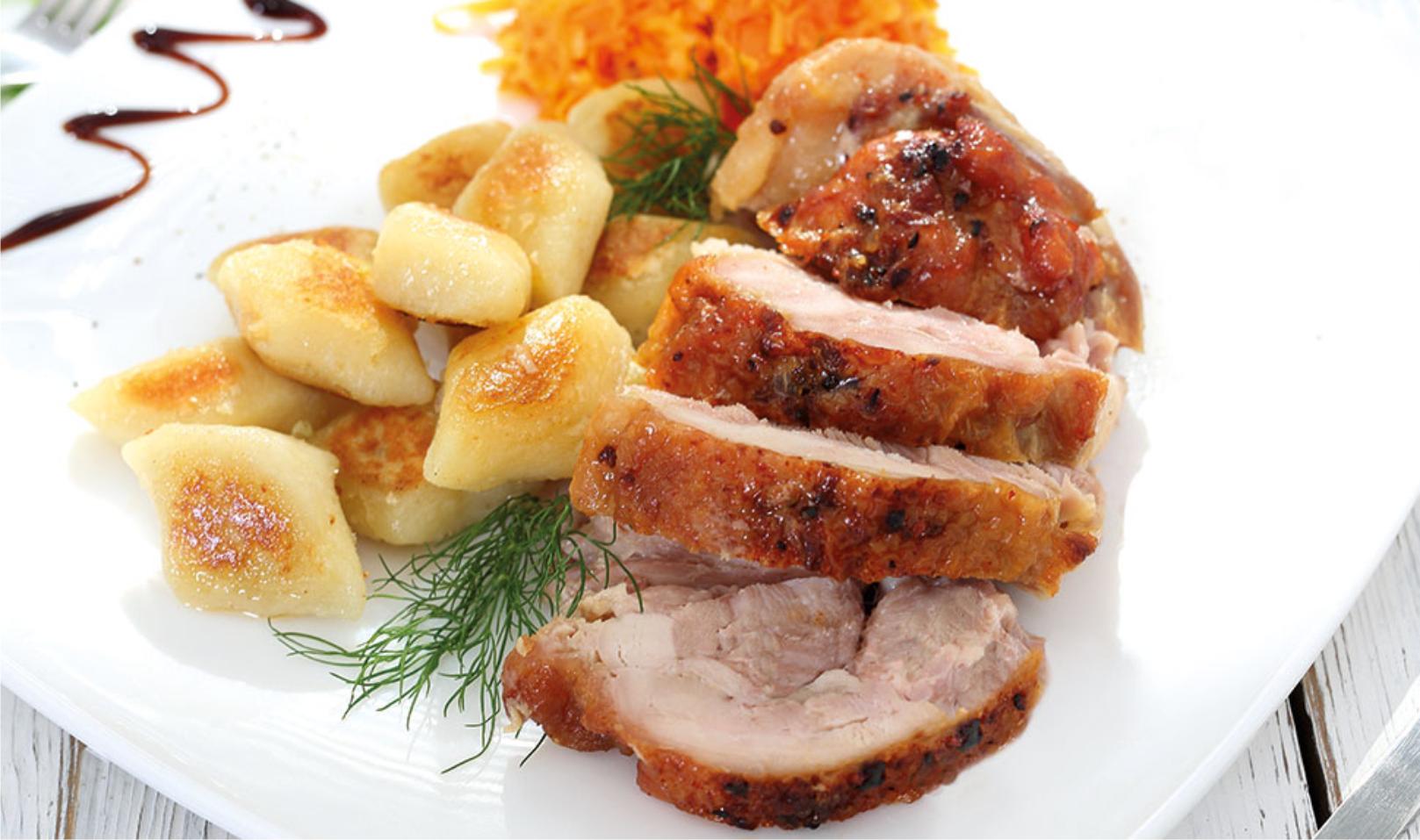 kurczak w sosie własnym